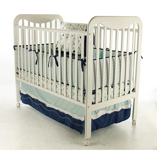 Dream on Me - Bristol 2-in-1 Convertible Crib, White