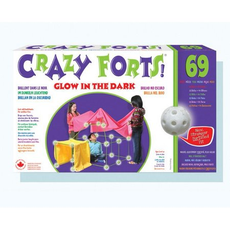 - Crazy Forts! Glow in the Dark