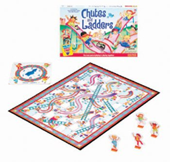 Game Chute & Ladders, Product Type: Classics By Hasbro by