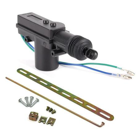 Systema Motor - Car Auto Power Door Lock Actuator Motor Professional 2 Wires 12V Auto Locking System Motor