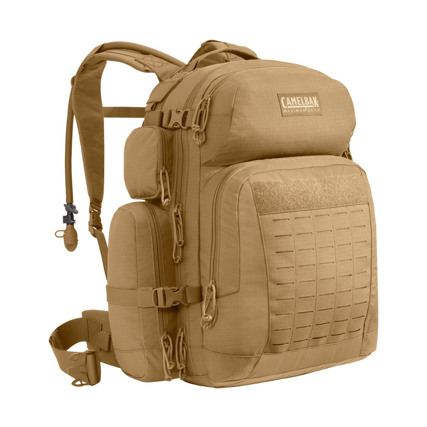 CamelBak BFM 62593 100oz/3L Hydration Backpack w/Mil Spec Antidote Coyote