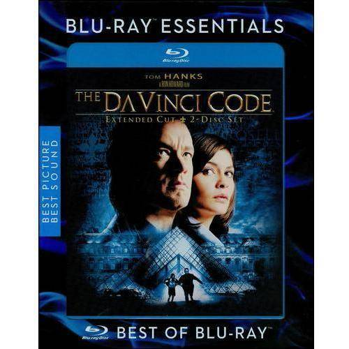 The Da Vinci Code (Blu-ray) (Essentials Repackage) (Widescreen)