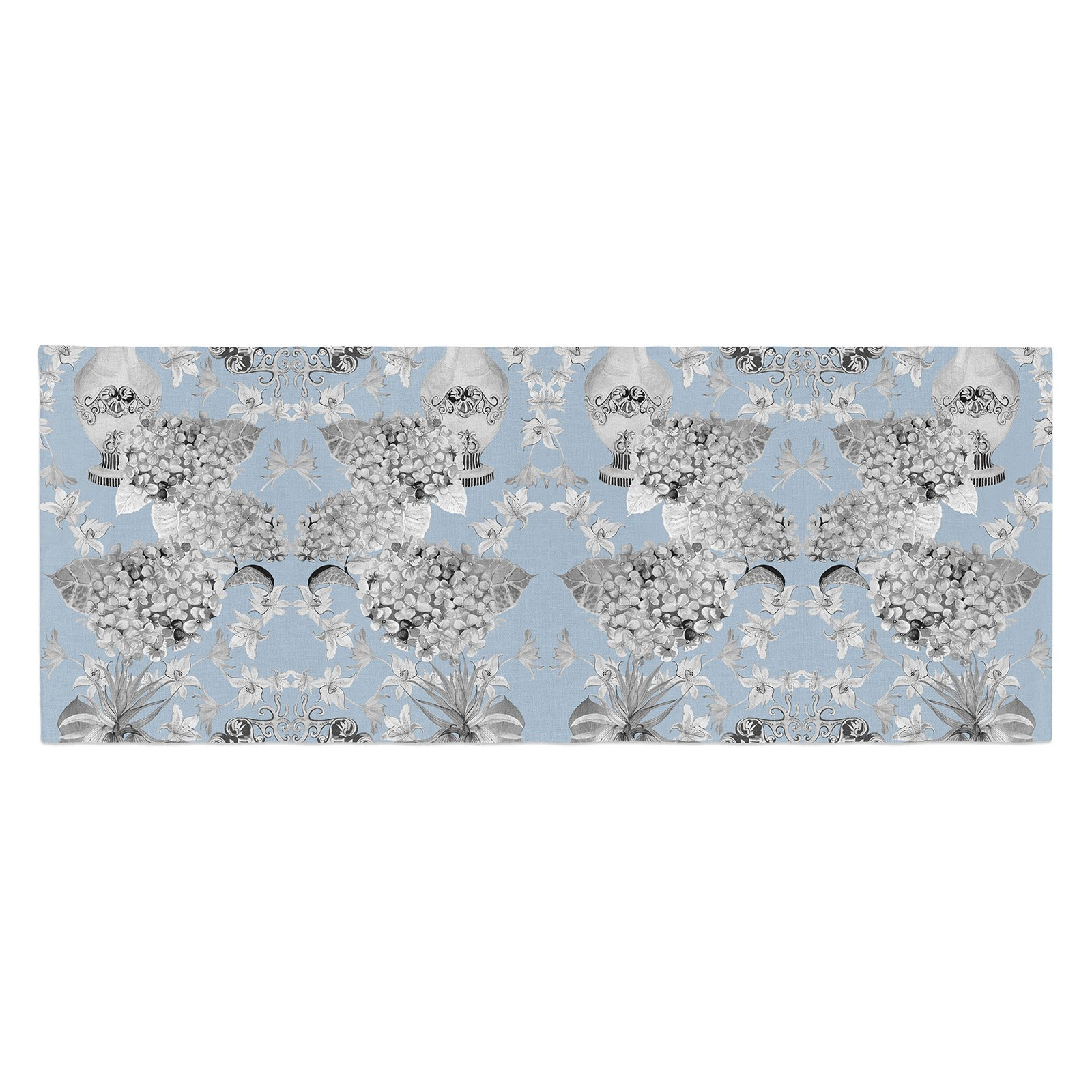 DLKG Design Versailles Bed Runner by Kess InHouse