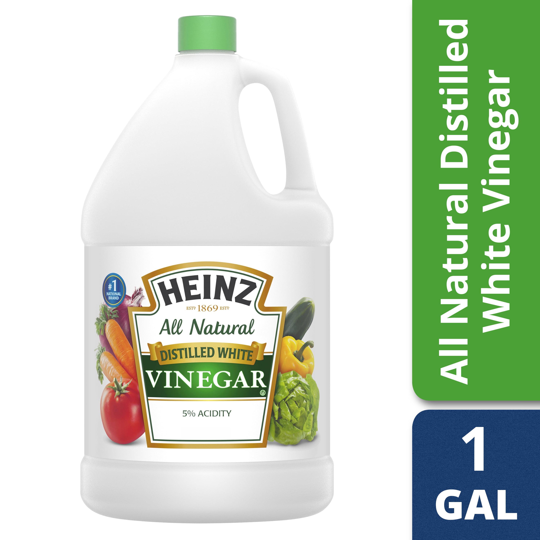Heinz All Natural Distilled White Vinegar 1 gal. Jug