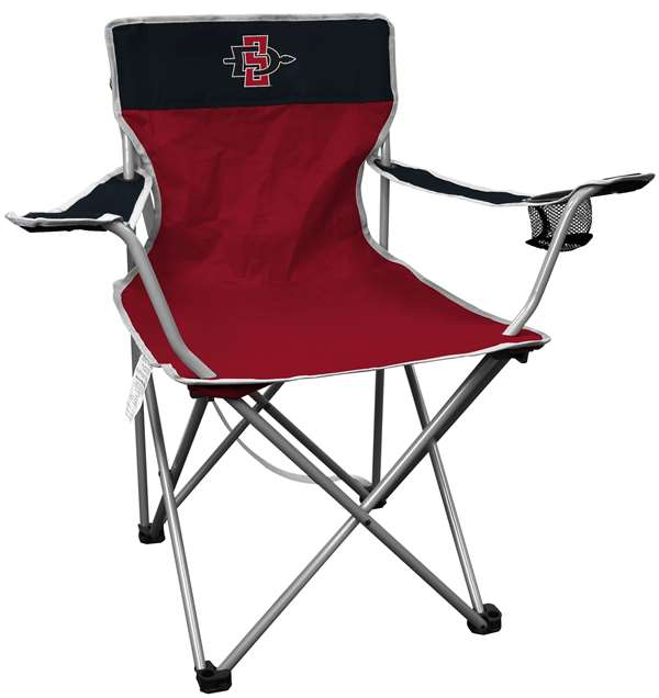 San Diego State University Aztecs Kickoff Quad Chair - Tailgate - Camping