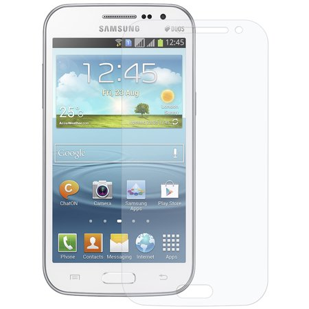 Clear Screen Protector Scratch Guard Shield for Samsung GALAXY Win GT-I8550, Samsung GALAXY Win Duos