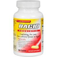 Bacid Probiotic Caplets 100 Caplets (Pack of 2)