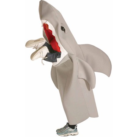shark lil man eating shark child halloween costume - Halloween Costume Shark
