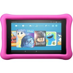 """Amazon All-New Fire 7 Kids Edition 7"""" 16GB Tablet - Pink"""