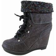 Big Buddha Women 'Foxy' Ankle Boot Shoe