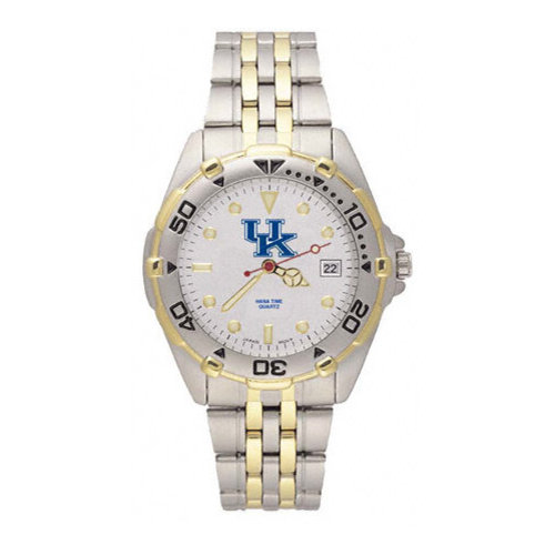 NCAA - Kentucky Wildcats UK Men's All Star Bracelet Watch