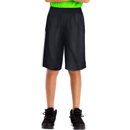 Hanes Sport Boys' 10-inch Performance Dazzle Shorts - OD177
