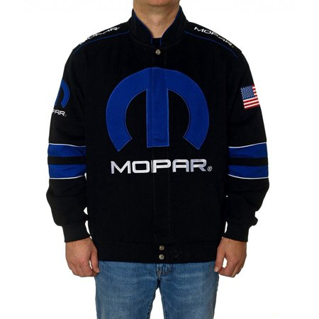 - JH Design Mopar Cotton Twill Embroidered Jacket