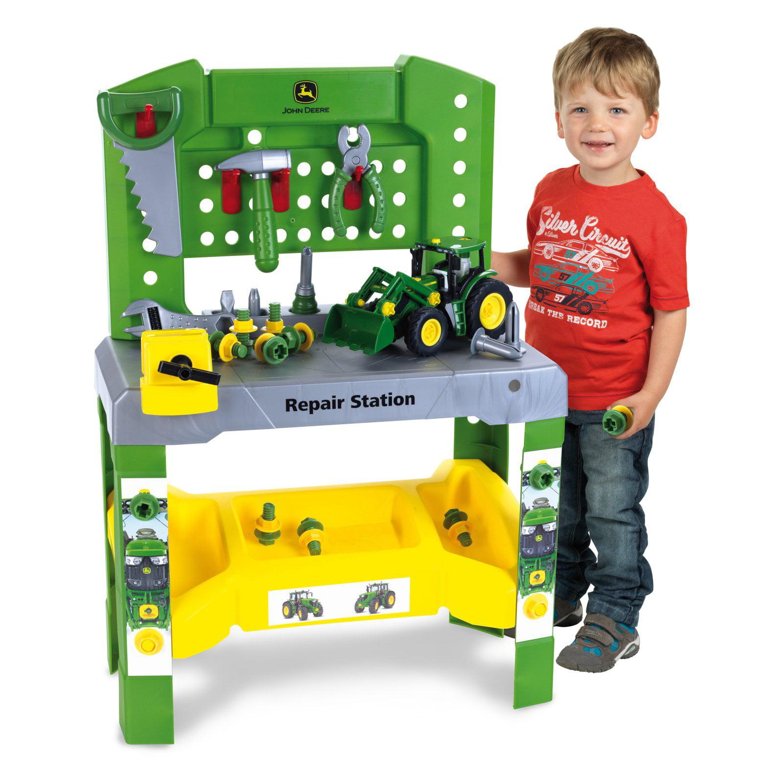 John Deere Play Repair Station by Theo klein