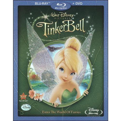 Tinker Bell (Blu-ray + DVD) (Widescreen)