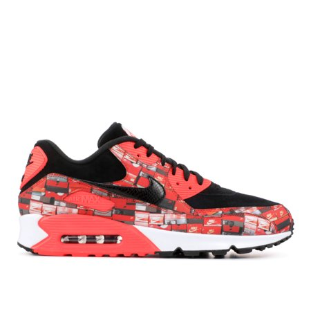 separation shoes 739c5 cd28b Nike - Men - Air Max 90 Prnt 'We Love Nike' - Aq0926-001 ...