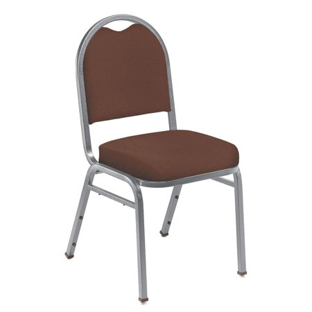 National Public Seating 9200 N Series Fabric Stacking Chair - 2 Pack