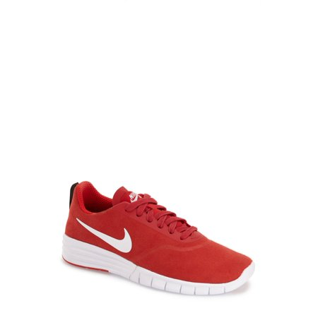 Nike SB Lunar Paul Rodriguez 9 Red White Black Skateboarding Shoes -  Walmart.com