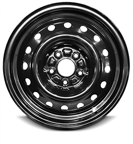New 16x6.5 Honda Civic (06-07) BlackFull Size Replacement...