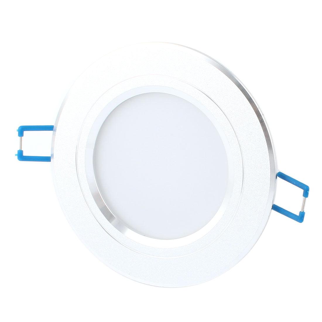 Aluminum Heatsink 5W 3inch Dia Downlight Ceiling Lamp 1032 LED Spot Light Shell