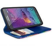 Macbeth Samsung Galaxy Note 4 Wallet Clutch Case