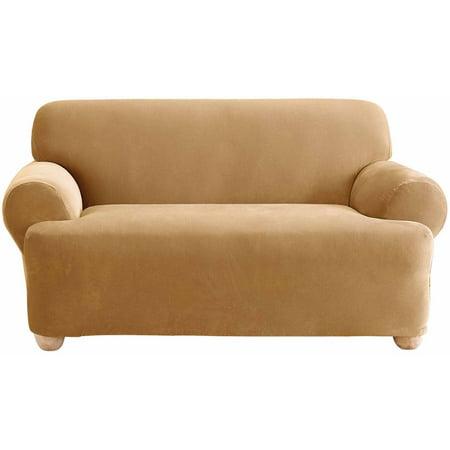 Sure Fit Stretch Pique Sofa Slipcover Walmart Com