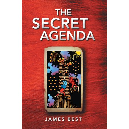 Secret Agent Accessories (The Secret Agenda - eBook)