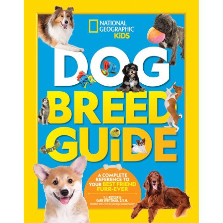 Dog Breed Guide : A complete reference to your best friend