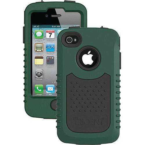 Trident Cyclops II Case for iPhone 4/4S, Ballistic Green