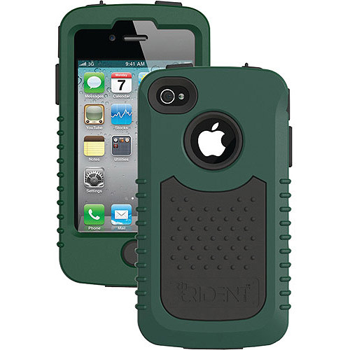Trident Cyclops II Case for iPhone 4/4S, Ballistic Green