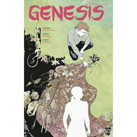 Genesis [Paperback] Nathan Edmondson and Alison Sampson - image 1 de 1