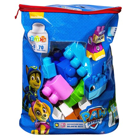 IONIX Jr. , Adventure Bay Block Set, Now preschoolers can build the world of Adventure Bay from Paw Patrol with IONIX Jr. construction blocks. By Paw Patrol](Construction Blocks)