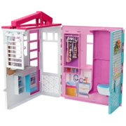 Barbie Estate Fully Furnished Close & Go House with Themed Accessories