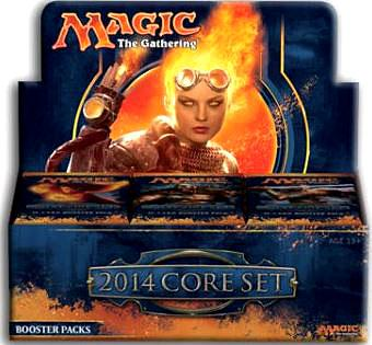 Wizards Of The Coast Magic The Gathering Magic 2014 Boost...