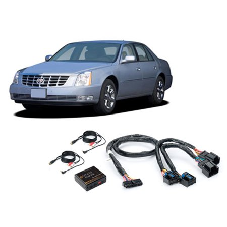Isimple Isgm531 2006 2017 Cadillac Dts Dual Aux Audio Input For Factory Radio