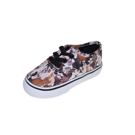4feba6d43e490c Vans - Kids Vans Girls Classic Canvas Low Top Lace Up Skateboarding Shoes -  Walmart.com