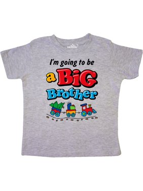75dea410a Product Image Choo Choo Future Big Brother Toddler T-Shirt