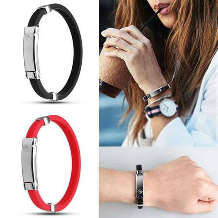 Adjustable Anti Static Titanium Ionic Magnetic Wrist Bracelet Band Esd Therapy