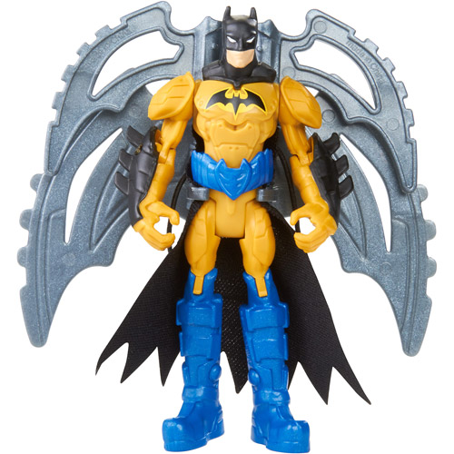 Wing Zip Batman Action Figure