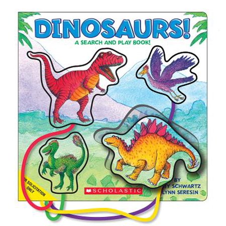 My Dinosaurs! : A Read and Play Book