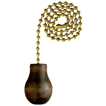 Westinghouse Pull Chain With Wooden Knob