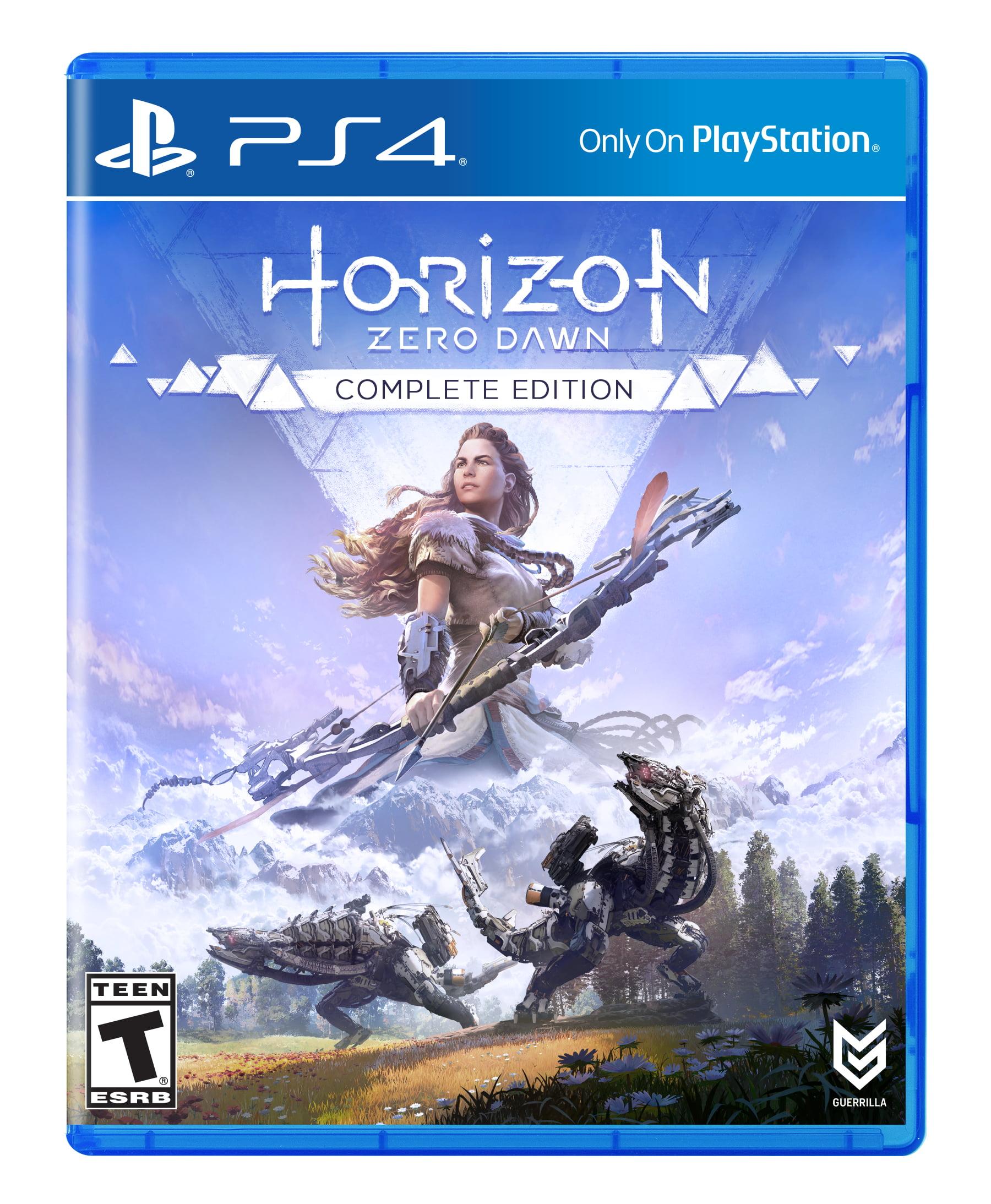 Horizon: Zero Dawn Complete Edition, Sony, PlayStation 4, 711719516118
