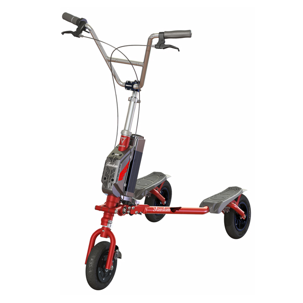 Trikke Tech Freedom-Red