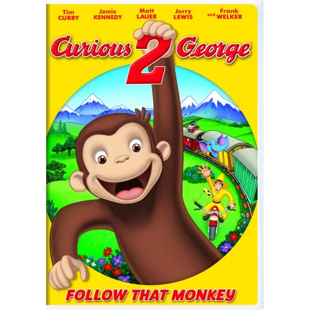 Watch Curious George Halloween Episode (Curious George 2: Follow That Monkey)