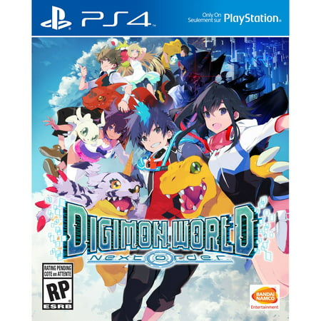 Digimon World: Next Order - Pre-Owned (PS4)