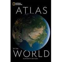 National Geographic Atlas of the World, 11th Edition (Edition 11) (Hardcover)