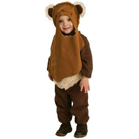 Rubie's Star Wars Wicket the Ewok Toddler Costume](Star Wars Tie Fighter Pilot Costume)