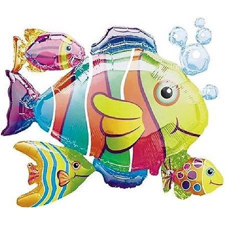 Fish Balloon (Custom, Fun & Cool {XL Huge Giant Size 31