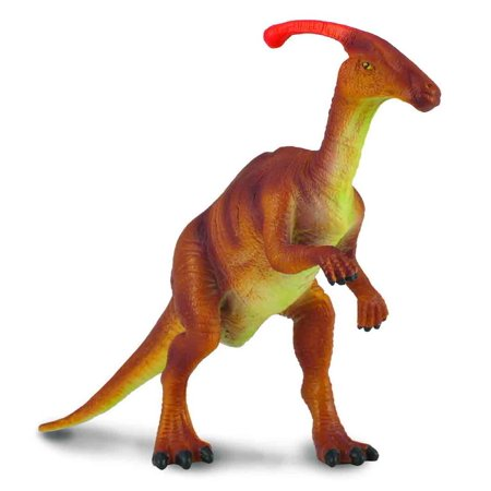 CollectA Prehistoric Life Parasaurolophus Toy Dinosaur Figure - Authentic Hand Painted & Paleontologist Approved Model