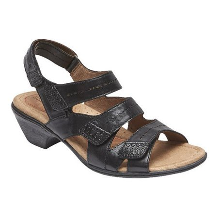 d18dc96f9fd Rockport - women s rockport cobb hill verona strappy sandal - Walmart.com